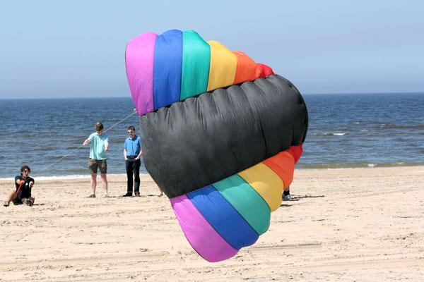 strand vliegeren